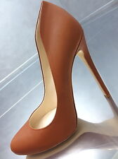 Paul & Betty 1969 Pumps 14 cm Sexy camel Braun fetish sky high heels 37 38 nib