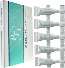 Become Ageless Instantly with Premier Face Lift -5 Vials 10ml Total -Remove Wrin