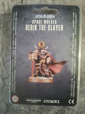WARHAMMER 40K SPACE WOLVES ULRIK THE SLAYER - NEW AND SEALED
