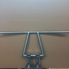 "Bobber Chopper Window Bars 78"" handlebars for 78 risers yamaha honda suzuki"