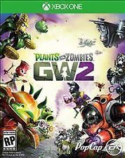 Plants vs. Zombies: Garden Warfare 2 USED SEALED (Microsoft Xbox One, 2016)