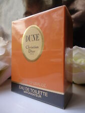 CHRISTIAN DIOR DUNE EDT 50ml RARE VINTAGE 1987 RELEASE BOTTLE MINT SEALED BOX