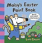 Maisy's Easter Paint Book by Lucy Cousins c2005 NEW PB We Combine Shipping