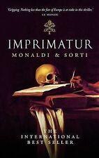 Imprimatur, Rita Monaldi, Francesco Sorti