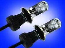 H4 High & Low  Xenon HID Replacement Bulbs 8000K UK SELLER
