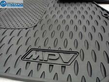 MAZDA MPV 2000-2006 NEW OEM FRONT ALL WEATHER FLOOR MATS