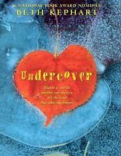 Undercover Laura Geringer Books Hardcover