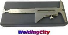 WeldingCity Hi-Lo Welding Gauge (Imperial/Metric) H6 | US Seller Fast Delivery