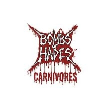 "BOMBS OF HADES - CARNIVORES - 7""EP - DEATH METAL"