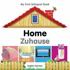 My First Bilingual Book-Home (English-German), Milet Publishing, New Books