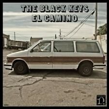 "THE BLACK KEYS ""EL CAMINO""  LP VINYL NEU"