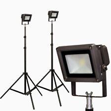 PBL LED 2 Light Photography Video Softbox Kit 5600k All Metal Body Construction