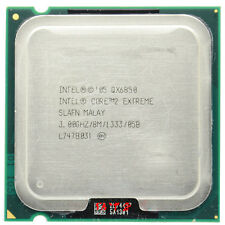 Intel Core 2 Extreme QX6850 3 GHz 1333 MHz 8MB Quad-Core LGA775 Socket Processor