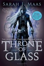 Throne of Glass   by Sarah J. Maas (Paperback) BRAND NEW ,FREE SHIPPING
