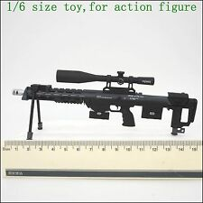 L09-47 1/6 scale action figure ZCWO DSR-1 sniper rifle