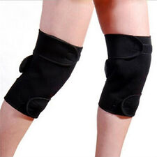 1 x Tourmaline Self Heating Knee Pads Support Massager Magnetic Therapy Typical