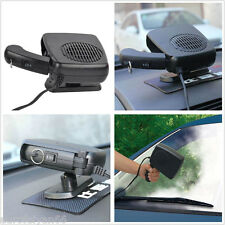 12V 150W Car Cigarette Lighter Heater Cooling Fan Windscreen Defroster Demister
