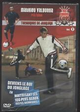 NEUF DVD SOCCER KINGS VOL2 TECHNIQUES DE JONGLAGE FOOT FOOTBALL