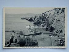 CAP D'ANTIBES L'eden Roc France old postcard AK