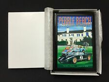 66th Annual 2016 Pebble Beach Concours d' Elegance Black Collector's Box  FS