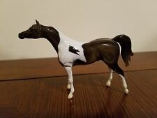 PETER STONE CHIPS MINI PAINT ARABIAN HORSE MODEL FIGURINE COLLECTIBLE MINT
