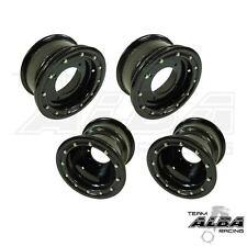 Suzuki LTZ 400 LTR 450 Front  Rear Wheels  Beadlock 10x5 9x8 Alba Racing B/B  41