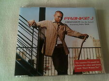FRANKIE J - OBSESSION - 4 MIX R&B CD SINGLE