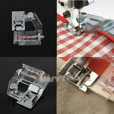 Adjustable Snap-on Bias Binder Foot For Brother Singer Janome Sewing Machine