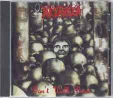 Metanoia-Don't Walk Dead CD FREE SHIPPING Christian Death Metal Brand New Sealed