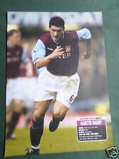 GARETH BARRY - ASTON VILLA - 1 PAGE PICTURE - CLIPPING /CUTTING