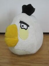 """Rare 6"""" blanc angry bird peluche jouet doux personnage"""