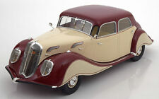 Bos 1936 Panhard Levassor Dynamic Creme / Dark Red 1:18 LE of 1000 *New!
