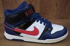 Nike Skateboarding become a mediados de 2 entrenadores | Azul Blanco Rojo UK 5 EU38 - 407716-461