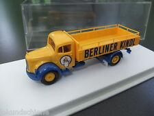 MB LKW Berliner Kindl  Brekina  HO 1:87  #2300