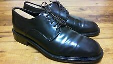 CABLE & CO LEATHER. OXFORDS DRESS SHOES size 11 D Brown mint Rv MADE IN ITALY