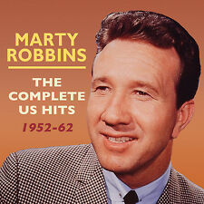 MARTY ROBBINS New Sealed 2016 COMPLETE FIRST DECADE OF RECORDINGS 2 CD SET