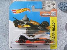 Hot Wheels 2015 #091/250 CLOUD CUTTER black Case M