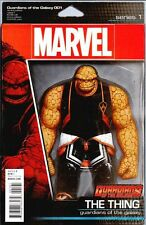 Guardians of the Galaxy #1 Thing Action Figure Variant Marvel 2015