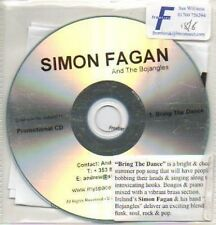 (248K) Simon Fagan & The Bojangles, Bring the Da- DJ CD