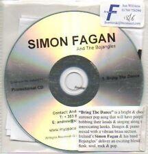 (248K) Simon Fagan & The Bojangles, Bring the Da- DJ CD