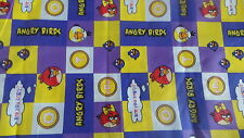 angry bird fabric fat quarters