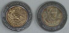"""Mexiko / Mexico 5 Pesos 2009 """"Unabhängigkeit: José Maria Cos"""" unz."""