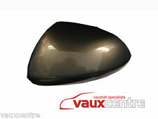 Vauxhall Corsa D N/S Passenger Side Pepper Dust Wing Mirror Cover 13187631 GJM