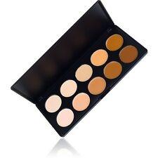 Coastal Scents 10 Camouflage & Concealer UK NEW