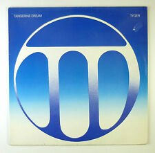 "12"" LP - Tangerine Dream - Tyger - B3552 - washed & cleaned"