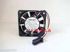 1 Pcs NMB 2406KL-05W-B59 For Fanuc 3 pin Fan 60*60*15mm Fan DC 24V 0.13A