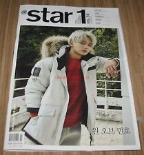 @STAR1 AT STAR 1 STARIL SHINEE MINHO I.O.I VOL.56 MAGAZINE 2016 NOV NOVEMBER NEW