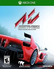 XBOX ONE ASSETTO CORSA BRAND NEW VIDEO GAME