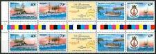 COCOS - KEELING ISLANDS - 1989 - 75° anniversario della battaglia navale -