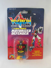 Voltron Defender Universe Lion Force Motorized Defender 1984 LJN Toys NEW Figure